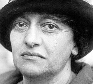 Le portrait du jour – Louise Bodin féministe et militante pacifiste